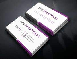 nº 363 pour Business card design par Bodrul06