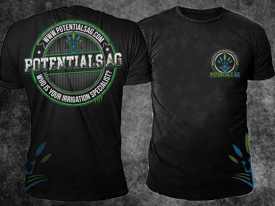Kilpailutyö #76 kilpailussa Designs a T-shirt