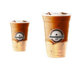 #110 para Togo cup sketch, hand drawn designs for our cold and hot beverages de PixelDesign24