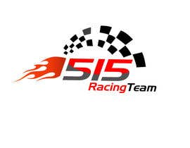 #49 para Logo Design for 515 Racing Team por woow7