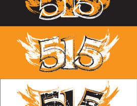 theInkStudio tarafından Logo Design for 515 Racing Team için no 45