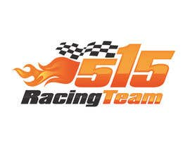 nº 44 pour Logo Design for 515 Racing Team par reynoldsalceda