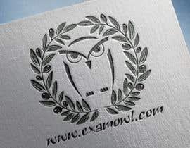 #36 for a logo for online exam system. domain name is www.examowl.com by nazmulhasanfahda