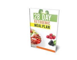 "#75 untuk create an ebook cover design for my ""28 Day Ketogenic Meal Plan"" oleh usamainamparacha"