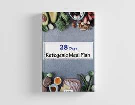 """#81 untuk create an ebook cover design for my """"28 Day Ketogenic Meal Plan"""" oleh Bijonms"""