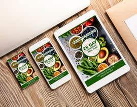 "#85 untuk create an ebook cover design for my ""28 Day Ketogenic Meal Plan"" oleh SK813"