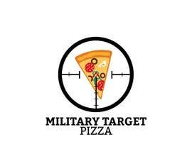#27 для Military target pizza logo от gallipoli