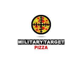 #21 для Military target pizza logo от dheart043