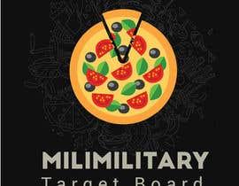 #18 для Military target pizza logo от baaz22