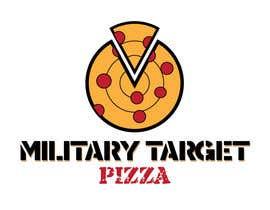#14 для Military target pizza logo от StoneArch