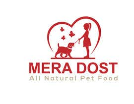 #147 для Design a logo for pet food company от HarisHasib