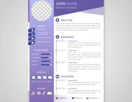 #5 for Update my Resume Design by ahmedgameel777