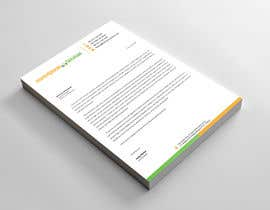 #12 for Create a US corporate letterhead Word Template by abdulmonayem85