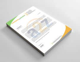 #18 for Create a US corporate letterhead Word Template by abdulmonayem85
