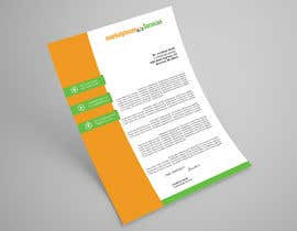 #20 for Create a US corporate letterhead Word Template by abdulmonayem85