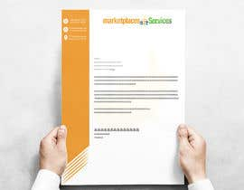 #1 for Create a US corporate letterhead Word Template by Billdes