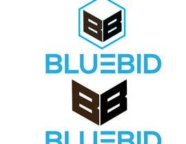 #13 para BlueBid Logo ideas por mamunreza185