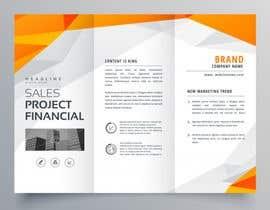 Nro 17 kilpailuun Build me a Brochure käyttäjältä SK813