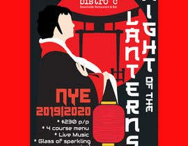 #18 para NYE event Poster por desmondlow1801