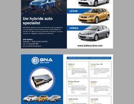 nº 48 pour Design flyer for BNA battery par mdfaruqhossen