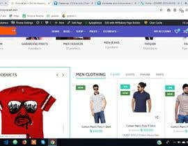 #2 для wordpress and woocomerce set up. Design already made, only product and functionality set up needed от shourovroy23890