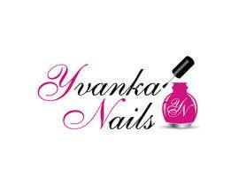 #3 untuk Ontwerp een Logo for YvankaNails oleh izadesign