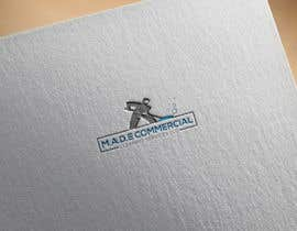 mb3075630 tarafından Need logo done for Cleaning Business. Company name is M.A.D.E Commercial Cleaning Services LLC. Company cleans offices in commercial buildings such as banks, daycares, doctor offices, corporate offices, schools.  Vacuums, brooms and mops are used. için no 61