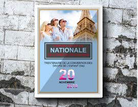 #82 for Poster for a conference (French) af RobiulDesign30