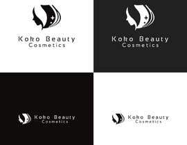 #88 for Logo for Koko Beauty Cosmetics af charisagse
