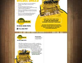 #8 untuk Double Sided Postcard Design for Direct Mail Piece oleh MDSUHAILK