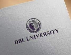 "ahmedraihan7itbd tarafından Design a logo for law firm program ""DBL University"" için no 6"