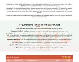 #23 for BEST HOMEPAGE DESIGNER FOR WEBSITE--EASY MONEY by bishnoianilakb