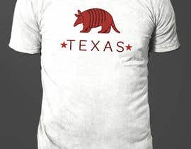 Nro 335 kilpailuun Texas t-shirt design contest käyttäjältä Rezaulkarimh