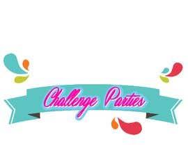 #4 untuk Challenge Parties Logo oleh tariqnahid852