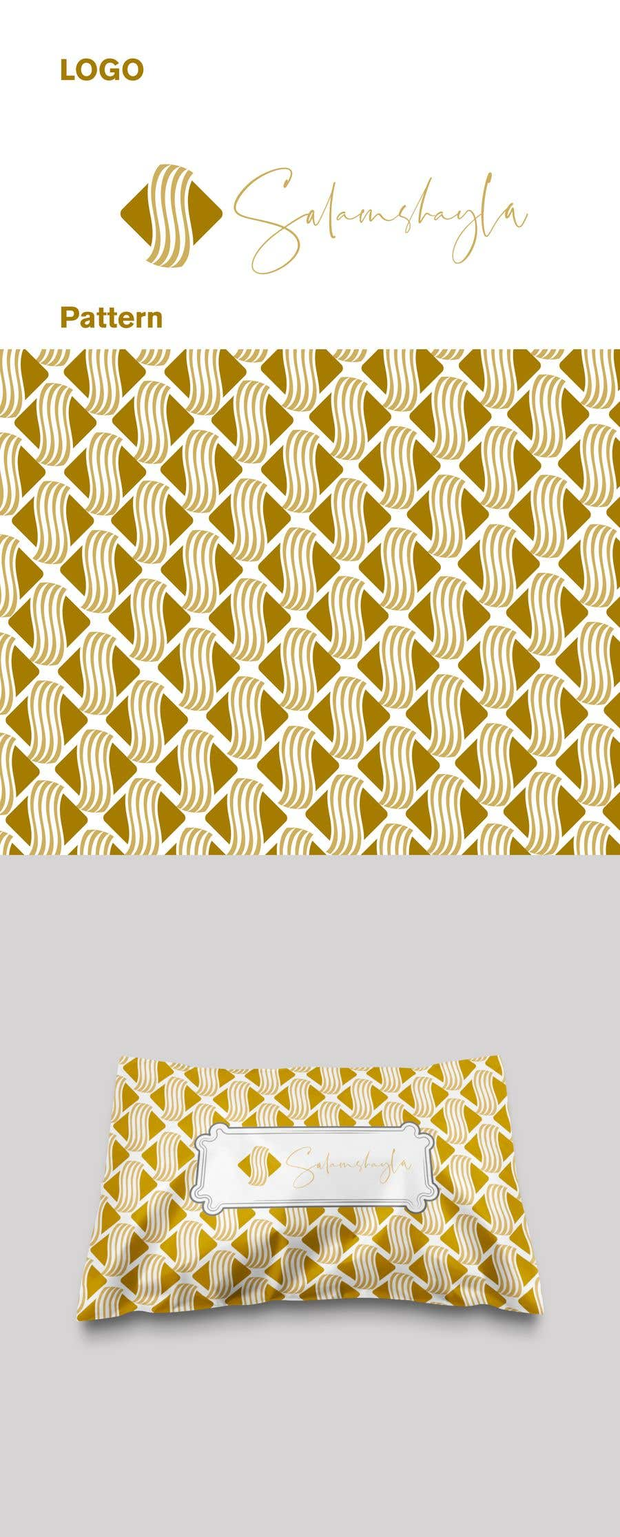 Konkurrenceindlæg #45 for Build a Hijab brand design and polymailer bag design