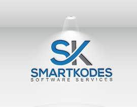 Nro 31 kilpailuun Design a logo for SmartKodes software services company, using hint from attached files. käyttäjältä aktherafsana513