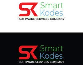 #15 cho Design a logo for SmartKodes software services company, using hint from attached files. bởi Rakibul0696