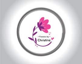 #79 dla Logo Design - Flowers by Christine przez Sr111
