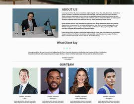 #25 for Need a Home Page Design/Look af hanifsharif2019