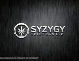 nº 382 pour Syzygy Solutions Astrological Rustic Occult Logo Mission par sagorak47