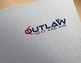 #67 for Create Logo for Outlaw Heat and Air by NeriDesign