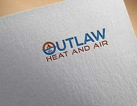 #71 for Create Logo for Outlaw Heat and Air by NeriDesign