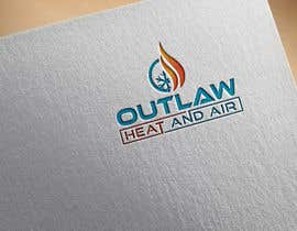 #77 for Create Logo for Outlaw Heat and Air by NeriDesign