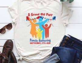#39 for Family Reunion Logo by mno59acff3a7f8c0