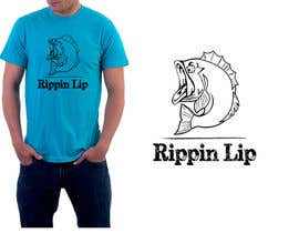 nº 12 pour Logo Design for Rippin Lip par leo98