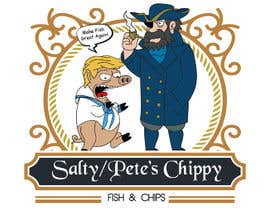 #45 for Salty/Pete's Chippy by gallipoli