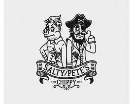#67 for Salty/Pete's Chippy by qwasoff