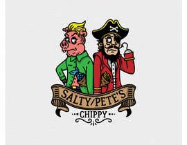 #68 for Salty/Pete's Chippy by qwasoff