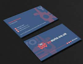 #505 for Business Card af Heartbd5