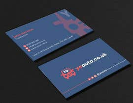 #506 for Business Card af Heartbd5